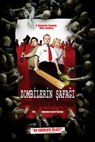 Shaun of the Dead - Turkish Movie Poster (xs thumbnail)