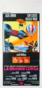 The Great Race - Italian Movie Poster (xs thumbnail)