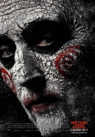 Jigsaw - Turkish Movie Poster (xs thumbnail)