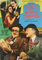 Les carnets du Major Thompson - Spanish Movie Cover (xs thumbnail)