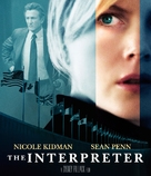 The Interpreter - Blu-Ray cover (xs thumbnail)