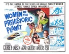 Women of the Prehistoric Planet - Movie Poster (xs thumbnail)