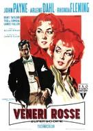 Slightly Scarlet - Italian Movie Poster (xs thumbnail)