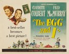 The Egg and I - Movie Poster (xs thumbnail)