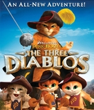 Puss in Boots: The Three Diablos - Blu-Ray movie cover (xs thumbnail)
