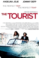 The Tourist - Movie Poster (xs thumbnail)