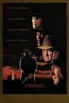 Unforgiven - Argentinian Movie Poster (xs thumbnail)