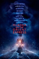 Murder on the Orient Express - Movie Poster (xs thumbnail)