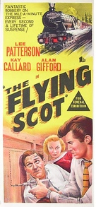 The Flying Scot - Australian Movie Poster (xs thumbnail)
