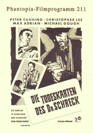 Dr. Terror's House of Horrors - German poster (xs thumbnail)