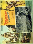 Tarzan and the Great River - Mexican Movie Poster (xs thumbnail)