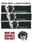 What Ever Happened to Baby Jane? - DVD movie cover (xs thumbnail)