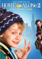 Home Alone 2: Lost in New York - DVD movie cover (xs thumbnail)