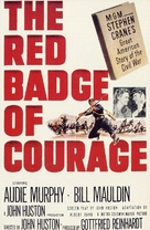 The Red Badge of Courage - Movie Poster (xs thumbnail)