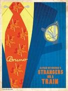 Strangers on a Train - Movie Poster (xs thumbnail)