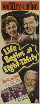 Life Begins at Eight-Thirty - Movie Poster (xs thumbnail)