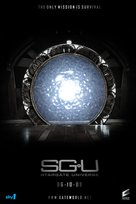 """Stargate Universe"" - British Movie Poster (xs thumbnail)"