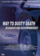 The Way to Dusty Death - German DVD movie cover (xs thumbnail)