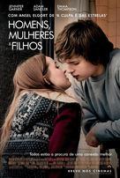 Men, Women & Children - Brazilian Movie Poster (xs thumbnail)