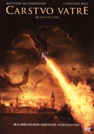 Reign of Fire - Slovenian Movie Poster (xs thumbnail)