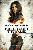 Maze Runner: The Scorch Trials - British Movie Poster (xs thumbnail)