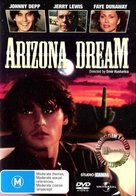 Arizona Dream - Australian Movie Cover (xs thumbnail)