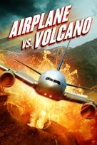 Airplane vs Volcano - DVD cover (xs thumbnail)