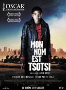Tsotsi - French Movie Poster (xs thumbnail)