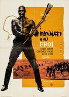 Sergeant Rutledge - Italian Movie Poster (xs thumbnail)