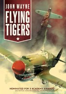 Flying Tigers - DVD cover (xs thumbnail)