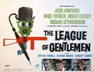 The League of Gentlemen - British Movie Poster (xs thumbnail)