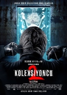 The Collection - Turkish Movie Poster (xs thumbnail)