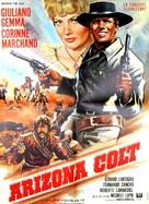 Arizona Colt - French Movie Poster (xs thumbnail)