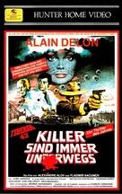 Tegeran-43 - German VHS movie cover (xs thumbnail)