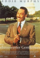 The Distinguished Gentleman - German Movie Poster (xs thumbnail)