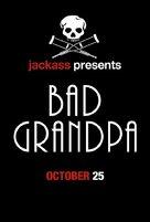 Jackass Presents: Bad Grandpa - Movie Poster (xs thumbnail)