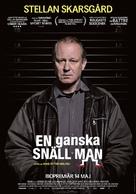 En ganske snill mann - Swedish Movie Poster (xs thumbnail)