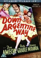 Down Argentine Way - British DVD cover (xs thumbnail)