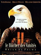 The Bonfire Of The Vanities - French Movie Poster (xs thumbnail)
