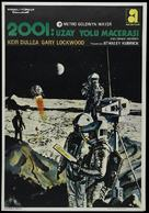 2001: A Space Odyssey - Turkish Movie Poster (xs thumbnail)