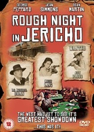 Rough Night in Jericho - British DVD cover (xs thumbnail)