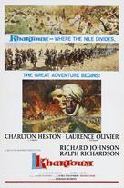 Khartoum - Movie Poster (xs thumbnail)