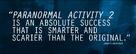 Paranormal Activity 2 - Movie Poster (xs thumbnail)
