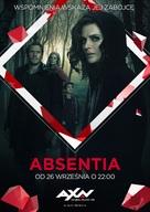 """Absentia"" - Polish Movie Poster (xs thumbnail)"