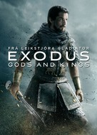 Exodus: Gods and Kings - Icelandic Movie Poster (xs thumbnail)