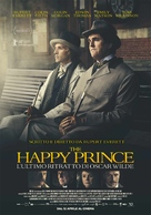The Happy Prince - Italian Movie Poster (xs thumbnail)