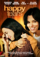 Happy Tears - DVD cover (xs thumbnail)