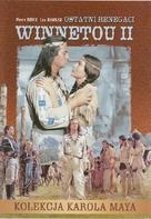 Winnetou - 2. Teil - Polish Movie Cover (xs thumbnail)