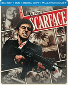Scarface - Blu-Ray movie cover (xs thumbnail)