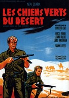 Attentato ai tre grandi - French Movie Poster (xs thumbnail)